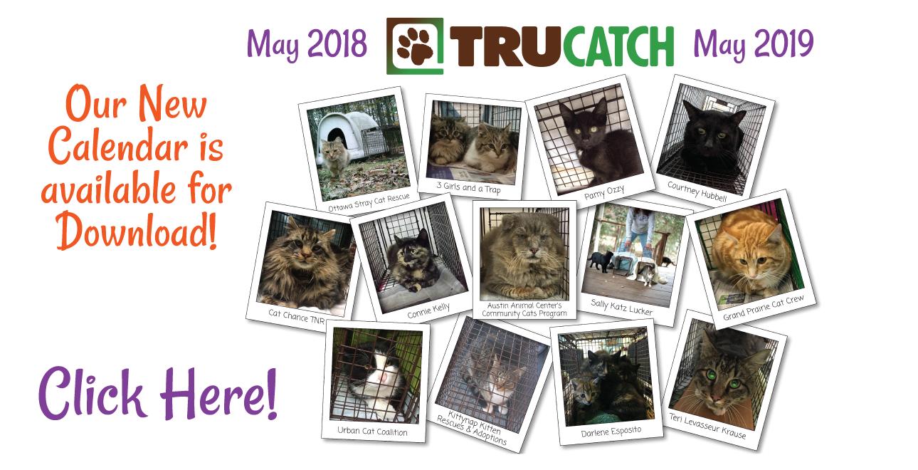Tru Catch Traps Calendar